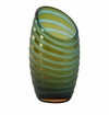 Cyan Design Small Angle Cut Chiseled Vase