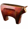 Cyan Design Small Bovinity Sculpture Copper