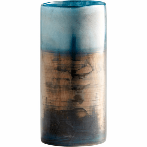 Cyan Design Small Reina Vase Blue