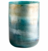 Cyan Design Small Reina Vase Green