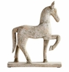 Cyan Design Small Rustic Canter Sculpture