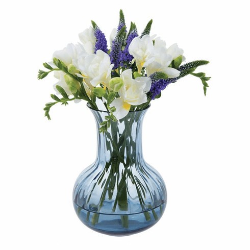 Dartington Bijou Ink Blue Medium Vase
