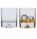 Dartington Dimple Double Old Fashioned (pair)