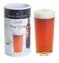 Dartington Just the One Pint Beer Glass