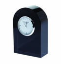 Dartington Small Curve Clock - Black