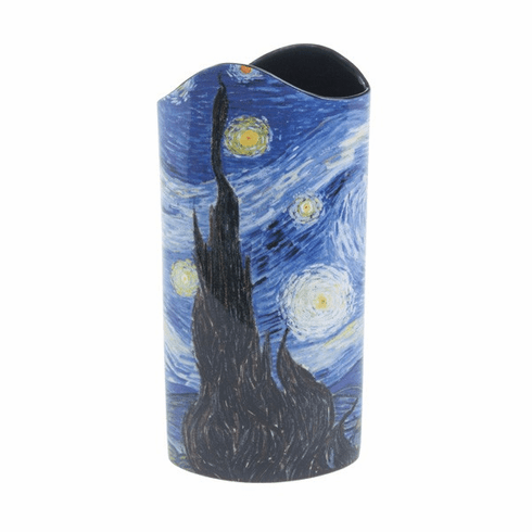 Dartington Van Gogh - Starry Night Vase