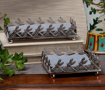 Decorative Napkin and Guest Towel Holders