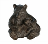 Dessau Home Bronze Bear Family Home Decor