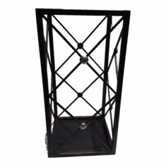 Dessau Home Bronze Button Umbrella Stand