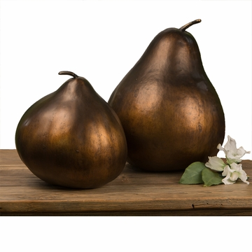 Dessau Home Bronze Verdi Gourd Home Decor