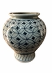 Dessau Home Japanese Pattern Vase