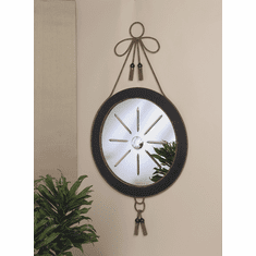 Dessau Home Tassel Wall Mirror