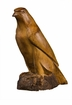 Dessau Home Wood Finish Eagle Home Decor