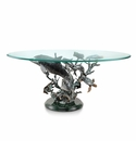 Dolphin Seaworld Coffee Table by SPI Home