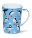 Dunoon Argyll Bird World Puffins 17.6oz Mug