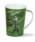 Dunoon Argyll Sports Stars Golf Mug 17.6oz
