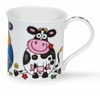 Dunoon Bute The Good Life Cow 10.1oz Mug
