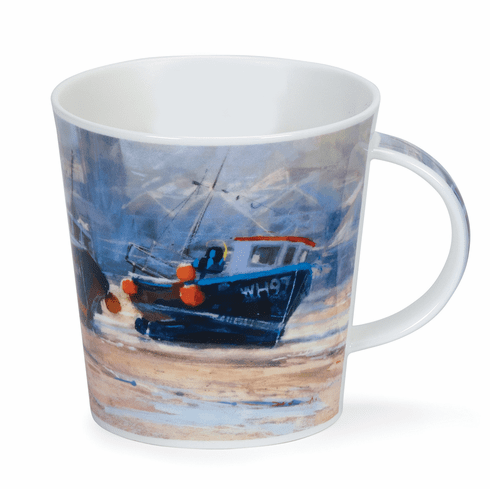 Dunoon Cairngorm Boats Fishing 16.2oz Mug