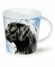 Dunoon Cairngorm Dogs on Canvas Labrador Mug
