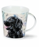 Dunoon Cairngorm Dogs on Canvas Retreiver Mug