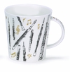 Dunoon Cairngorm Encore Music Mug - Woodwind