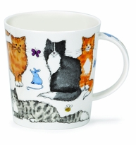 Dunoon Coffee Mugs - Animal Designs