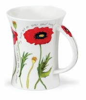 Dunoon Coffee Mugs - Floral & Gardening Designs