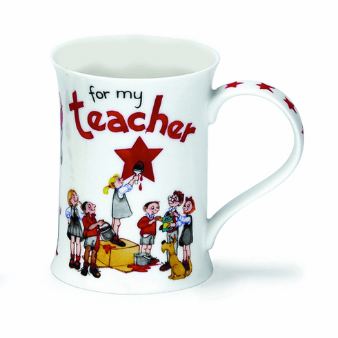 Dunoon Cotswold For My Teacher Mug