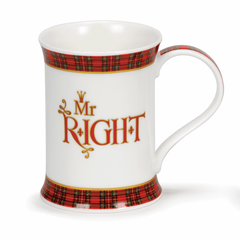 Dunoon Cotswold Mr. Right Mug  (11.1 oz)