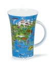 Dunoon Glencoe Iconic World 16.9oz Mug