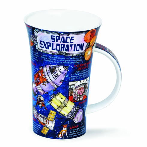 Dunoon Glencoe Space Exploration Mug