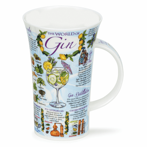 Dunoon Glencoe World Of Gin Mug