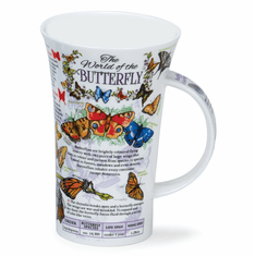 Dunoon Glencoe World Of The Butterfly Mug