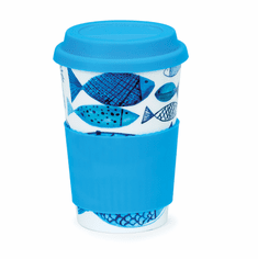 Dunoon Go Fish Travel Mug