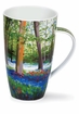 Dunoon Henley Bluebell Wood Red 20oz Mug