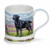 Dunoon Iona Country Dogs Labrador 13.5oz Mug