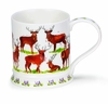 Dunoon Iona Wild Country Mug - Stag