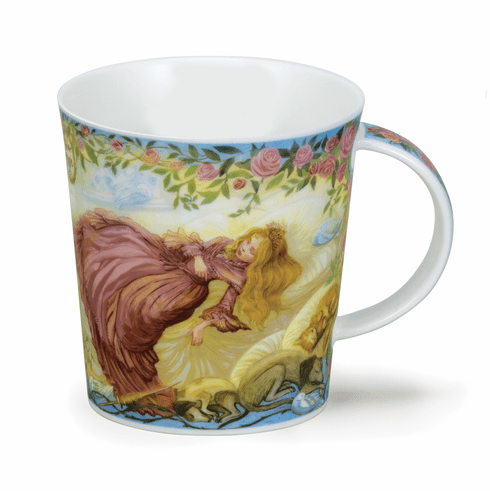 Dunoon Lomond Fairy Tales Sleeping Beauty Mug