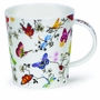 Dunoon Lomond Paradise Butterfly Mug