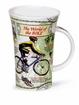 Dunoon Mug Bicyclist Mug - (16.9 Oz.)