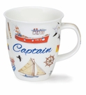 Dunoon Nevis High Society Captain 16.2oz Mug