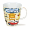Dunoon Nevis His Majesty Mug