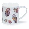 Dunoon Orkney Country Life Owl Mug