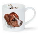 Dunoon Orkney H Longmuir Dog Collection Jack Russell Mug