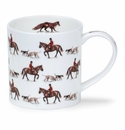 Dunoon Orkney So Country Horse Mug