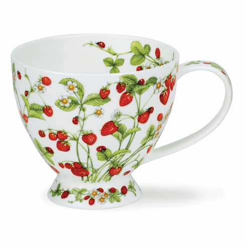 Dunoon Skye Wild Strawberries Mug