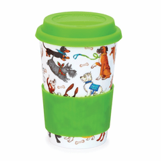 Dunoon Travel Mug Dogs Galore
