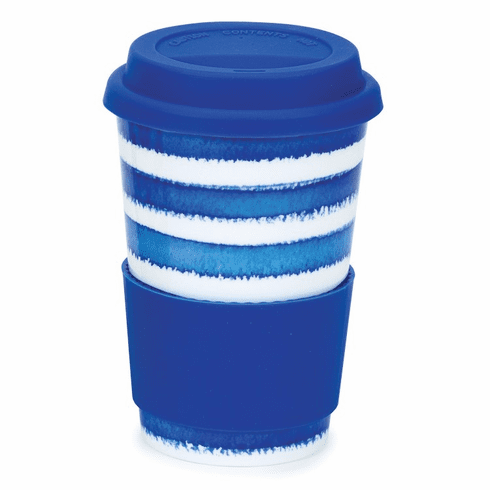 Dunoon Travel Mug Hoopla Blue