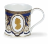Dunoon Wessex Queen 90Th 10oz Mug