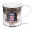 Dunoon Wessex Queen Photo 10oz Mug